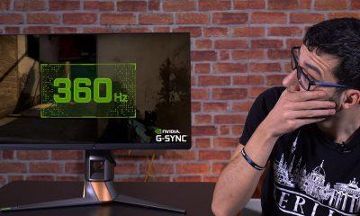 DÜNYANIN İLK 360 Hz MONİTÖRÜ | ROG Swift PG259QN incelemesi