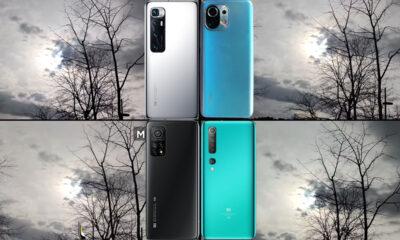 Xiaomi Mi 11, Mi 10 Ultra, Mi 10 ve Mi 10T Pro video karşılaştırma