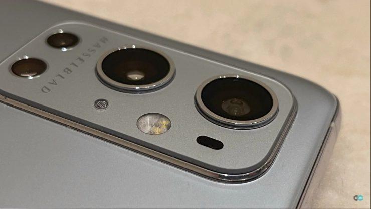 OnePlus 9 Pro, yenilenmiş kamera arayüzüyle geliyor!