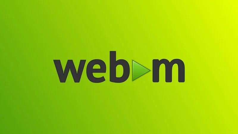 WebM video