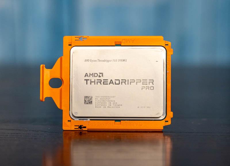 AMD 64 çekirdekli işlemcisi