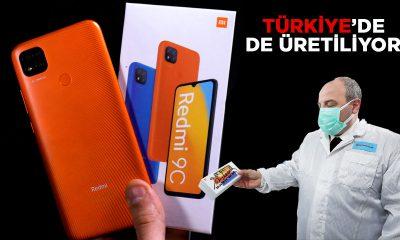 TÜRKİYE'DE DE ÜRETİMİNE BAŞLANAN TELEFON!   Redmi 9C kutu açılışı