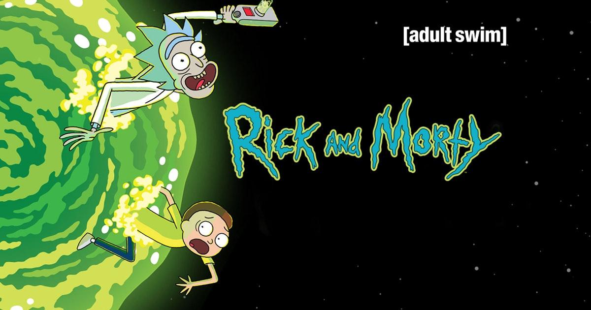 Rick and Morty 5. Sezon