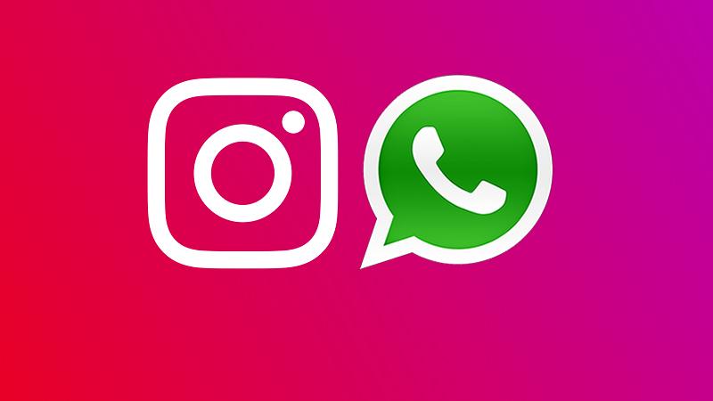 WhatsApp ve Instagram
