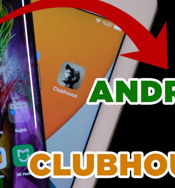 ANDROID İÇİN CLUBHOUSE! | Houseclub uygulamasını denedik!