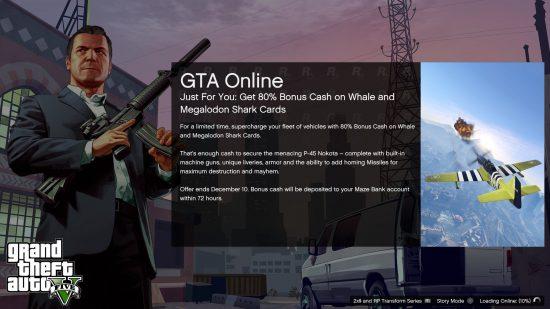 Rockstar GTA Online