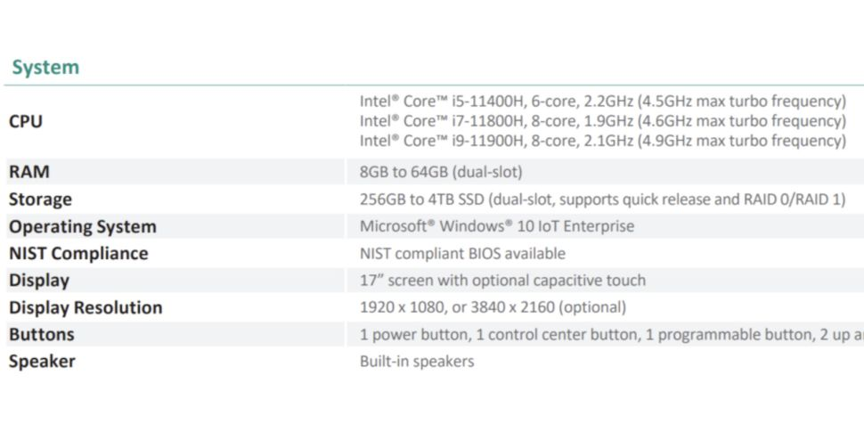Intel 11.nesil Tiger Lake