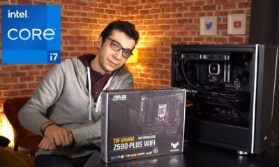 Intel Core i7 11700KF neler sunuyor? | TUF GAMING Z590-PLUS WiFi ile inceledik!