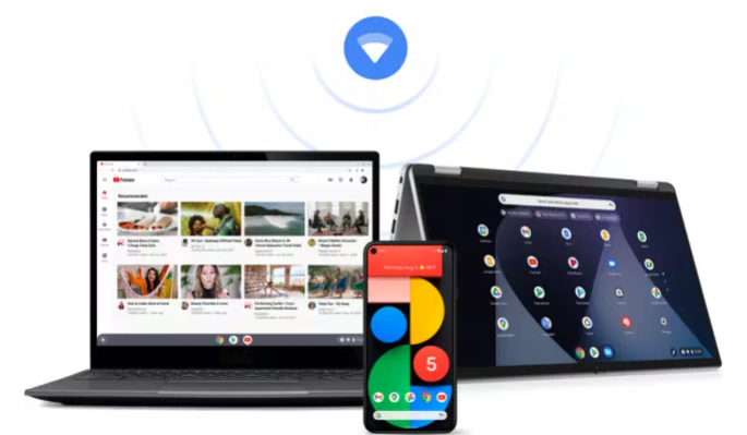 Chrome Os, Google, Android