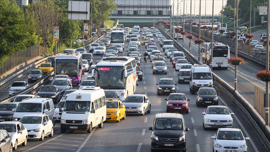 Otomobil sayısı, Türkiye'nin otomobil karnesi
