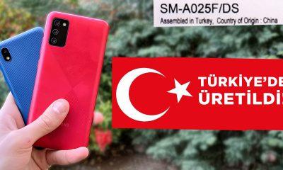 TÜRKİYE'DE ÜRETİLEN İLK SAMSUNG TELEFONLAR ELİMİZDE!