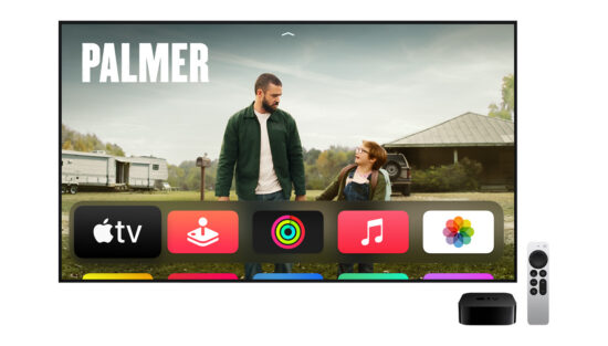Apple TV 4K Siri Remote_Apple TV Plus Palmer