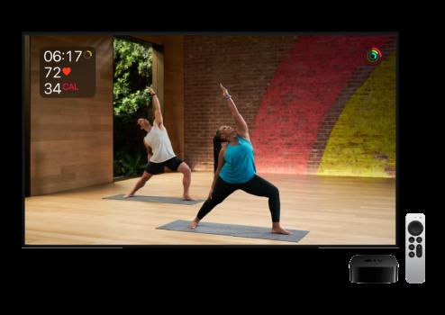 AppleTV-4K-Siri-Remote-AppleFitnessPlus-Yoga-Workout_screen
