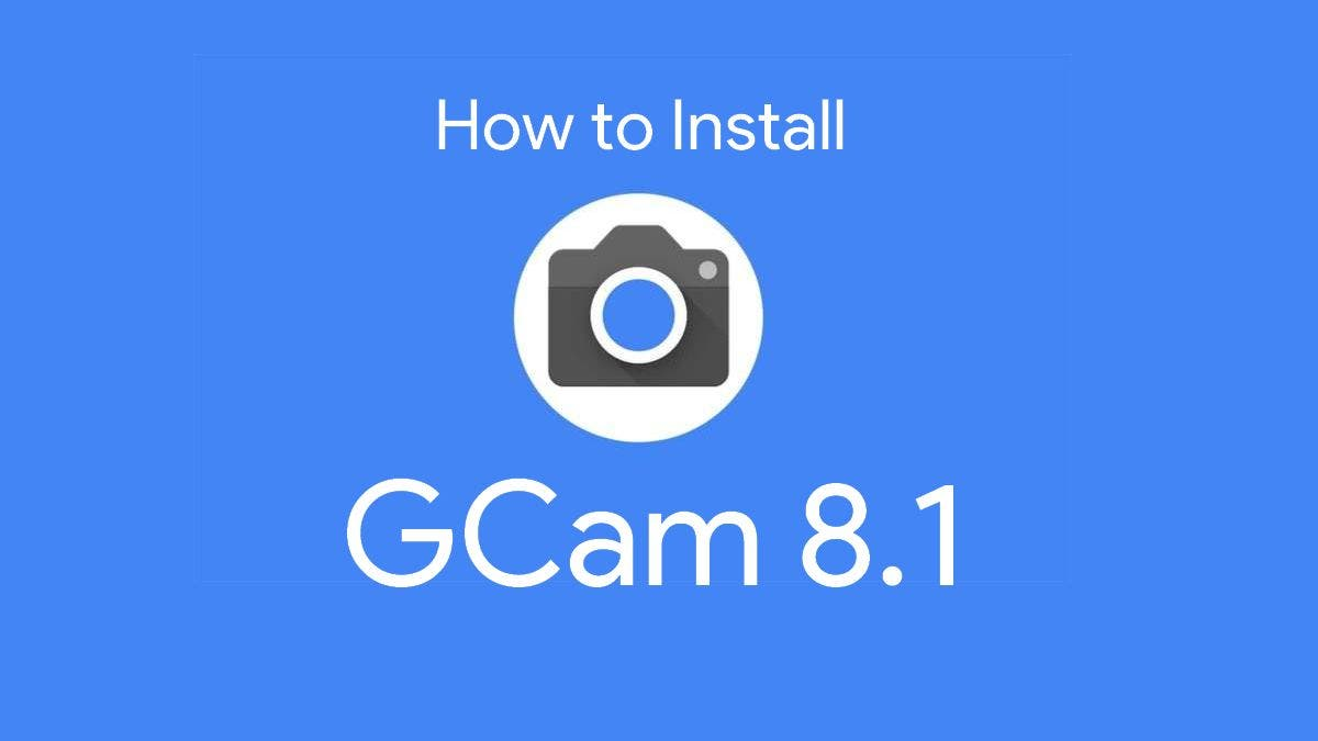 Gcam 8.1, google kamera, android