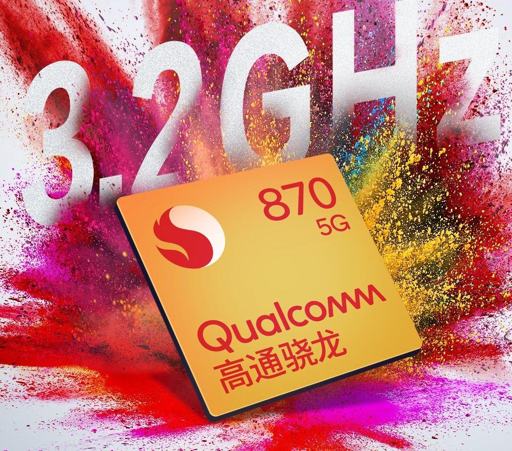 Xiaomi Snapragon 870