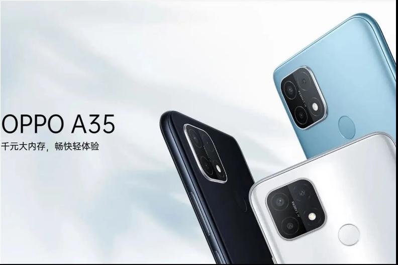 Oppo A35