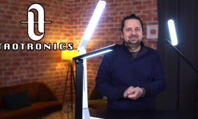 TAOTRONICS LED MASA LAMBALARI! | Kulaklıkları kadar iyi mi?