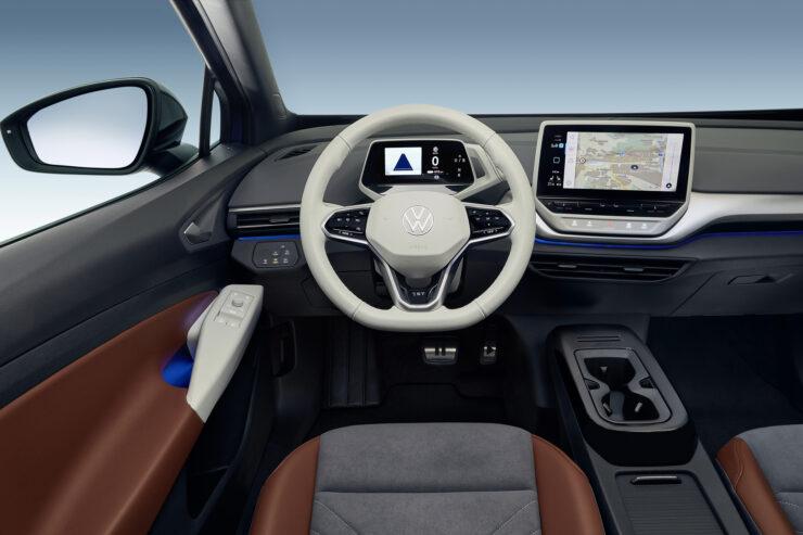 Volkswagen ID.4 İç Mekan