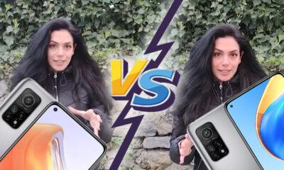Hangisi daha iyi video çekiyor? | Mİ 10T vs Mi 10T Pro