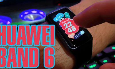 Huawei Band 6 | Bileklik görünümlü akıllı saat!