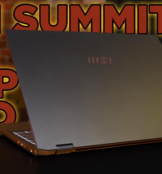 KUSURSUZ İŞ BİLGİSAYARI   MSI Summit E13 Flip Evo