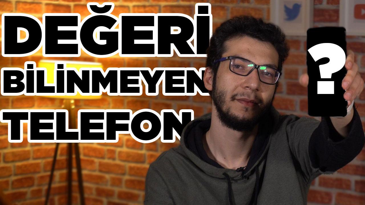 DEĞERİ BİLİNMEYEN TELEFON! | Aydoğan'ın bir senedir favorisi