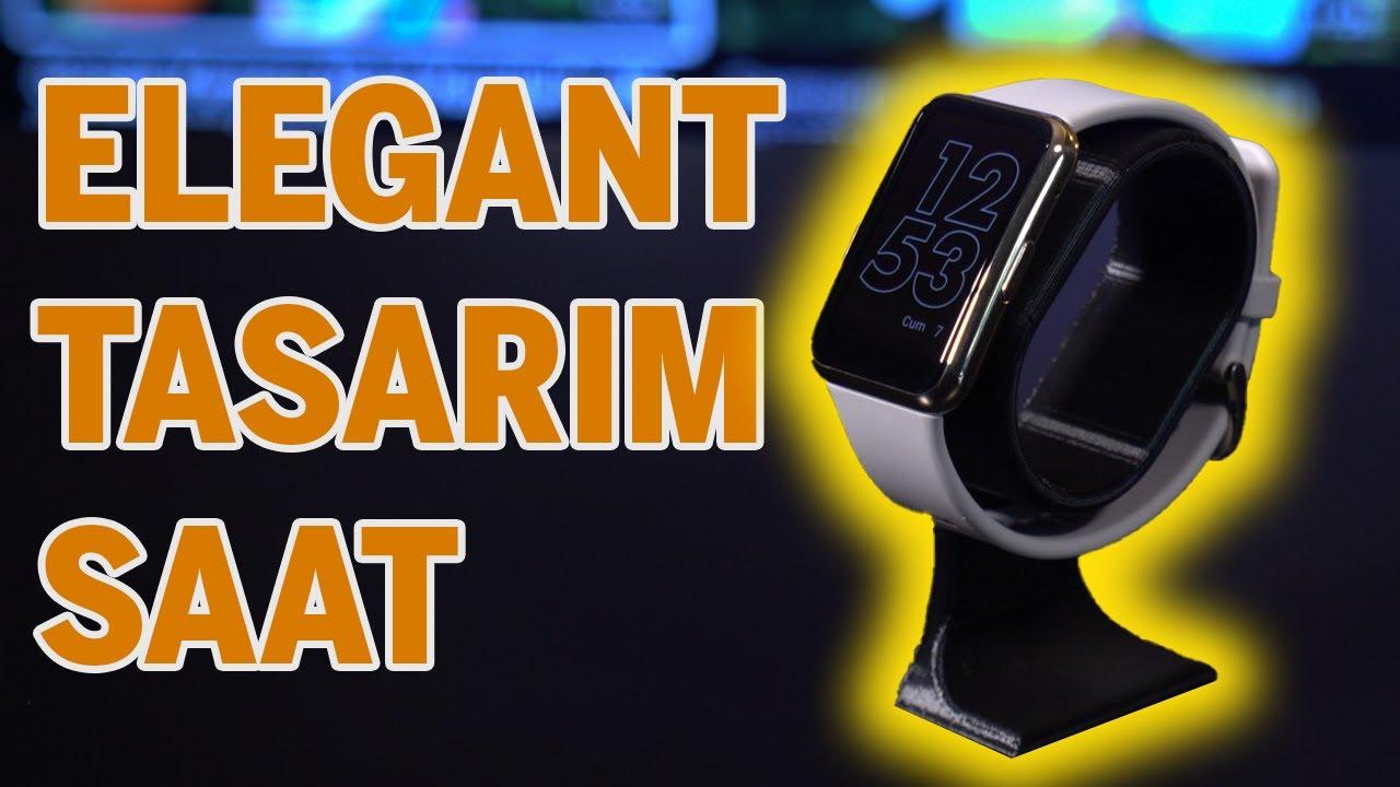 ELEGANT TASARIM SAAT | Huawei Watch Fit Elegant inceleme