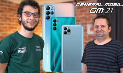 General Mobile GM 21 ailesini değerlendirdik!   Beğendik mi?