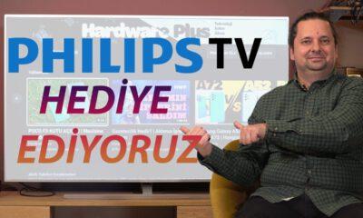 Bir KATIL Üyemize Philips TV Hediye Ediyoruz