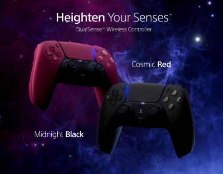 PS5 kolu DualSense