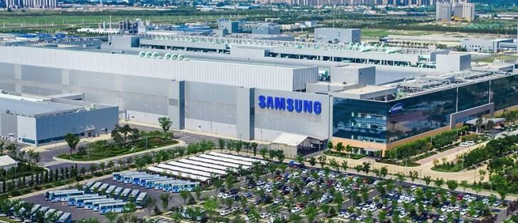 Samsung Fabrikası Temsili Görsel