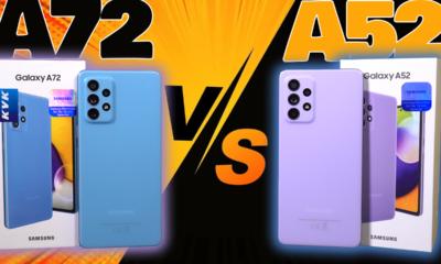 Samsung Galaxy A52 vs. Samsung Galaxy A72 | Hangisi alınır?