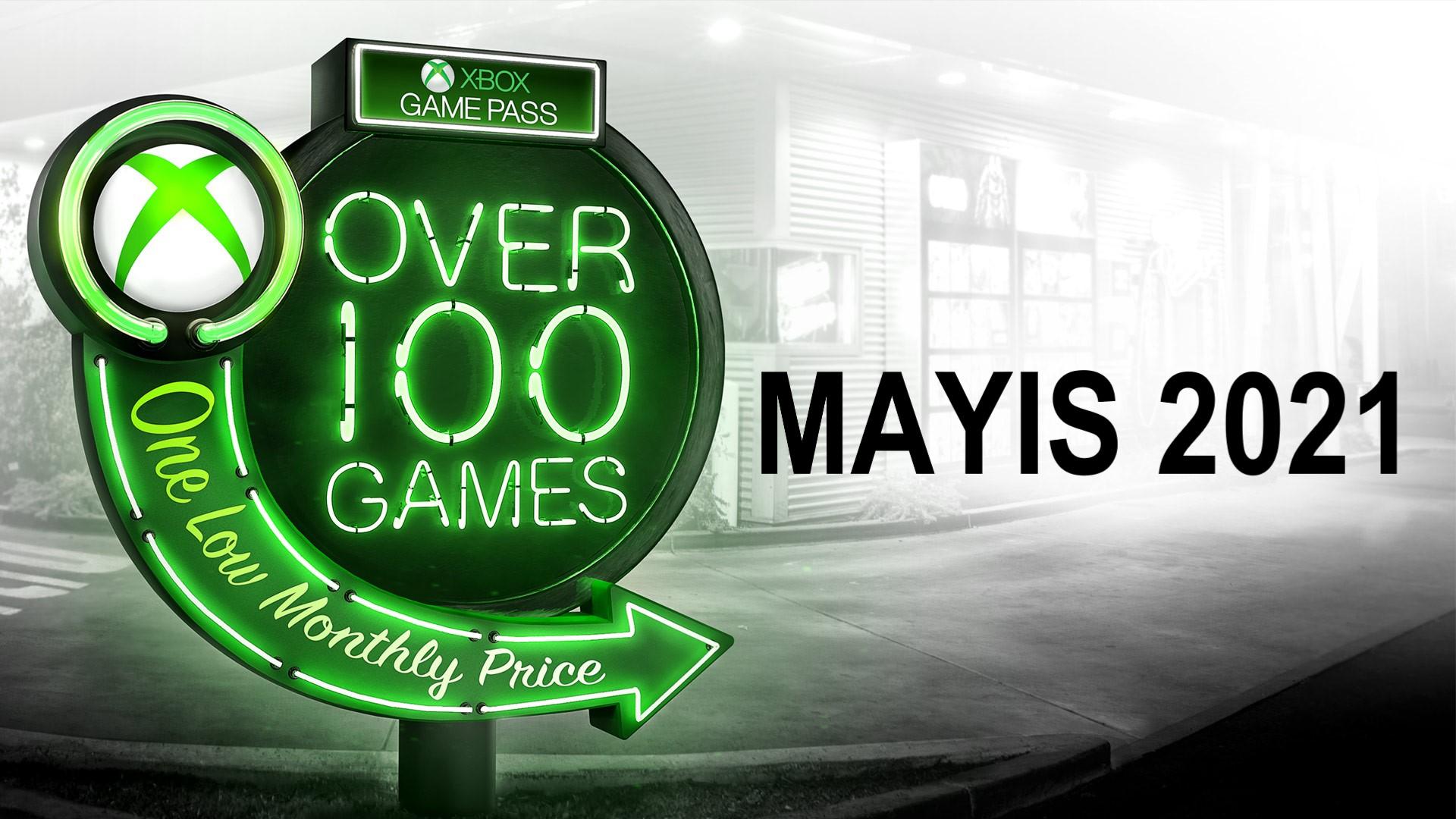 Xbox Game Pass Mayıs