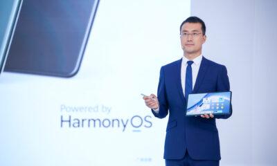 Huawei MatePad pro ve HarmonyOS 2