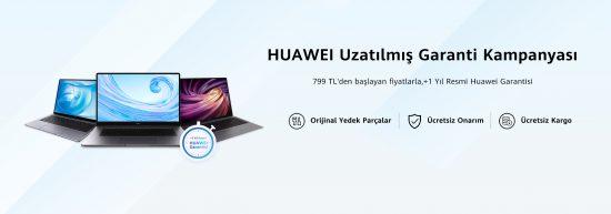 Huawei ek garanti fazladan garanti