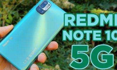 REDMI NOTE 10 5G OFİSTE! | Yarın Satışa Çıkıyor!