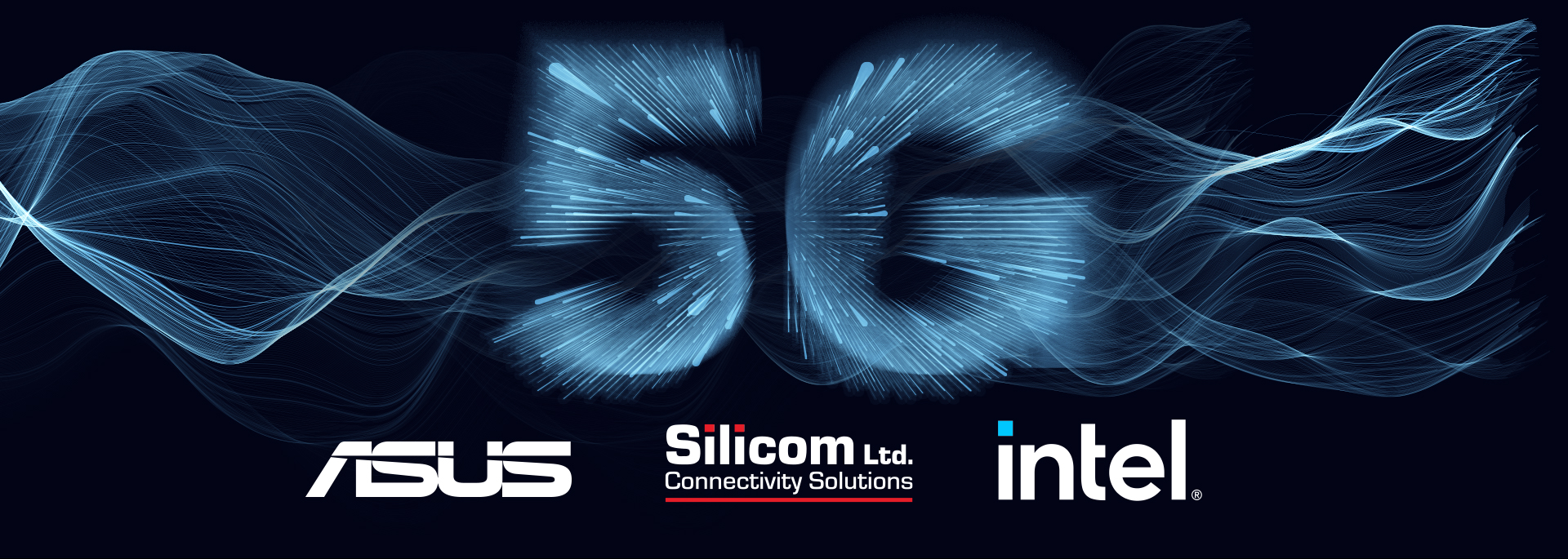 ASUS Collaborates with Silicom and Intel for 5G Open RAN Acceleration