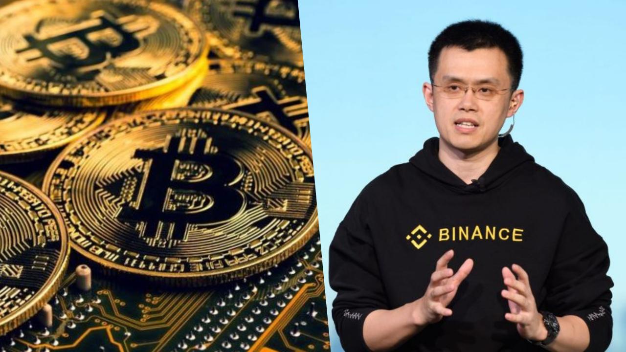 Binance CEO Bitcoin