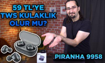Piranha 9958 TWS kulaklık thumbnail