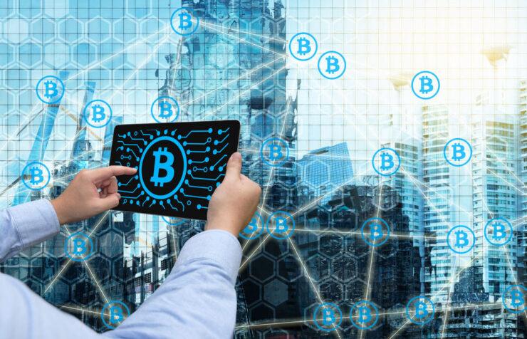 COVID-19 Bitcoin
