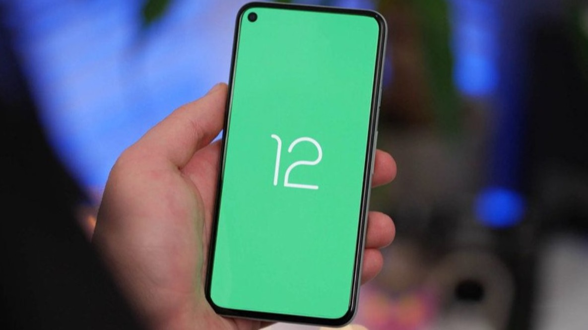 s21 android 12