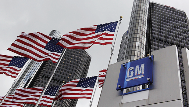 General Motors Bitcoin