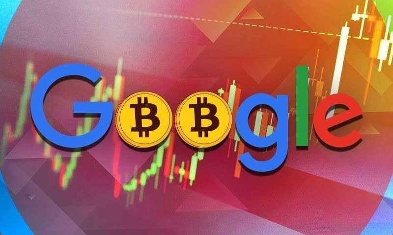 Google kripto para reklam