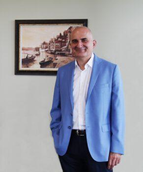 Argela CEO'su Bülent Kaytaz