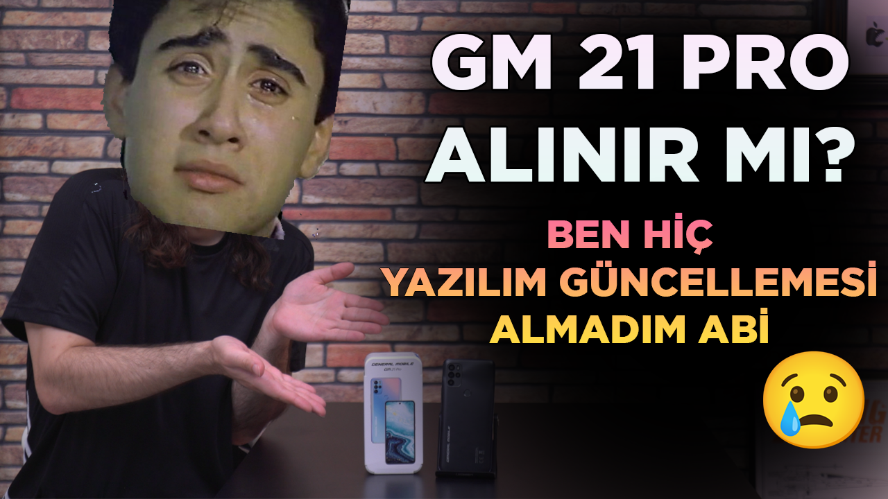 GM 21 Pro thumbnail