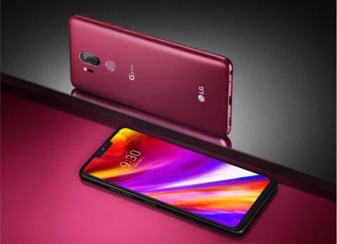 LG mobil telefon akıllı telefon