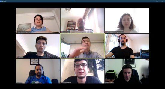 huawei HWP toplantı