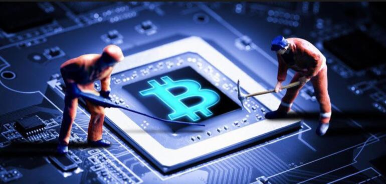 Bitcoin madenci