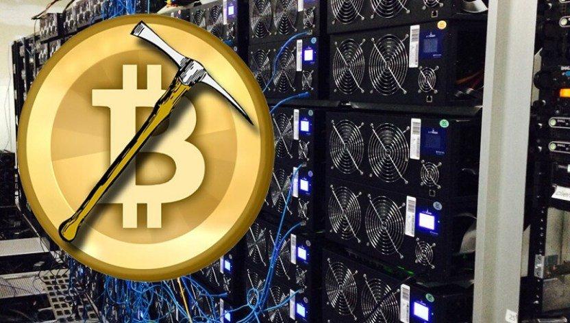 Bitcoin madencilik zorluğu