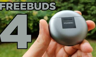 Huawei FreeBuds 4 incelemesi | Kişiye özel gürültü engelleme!